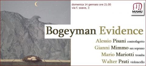 Bogeyman Evidence